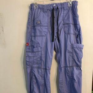 Cargo Scrub Pants
